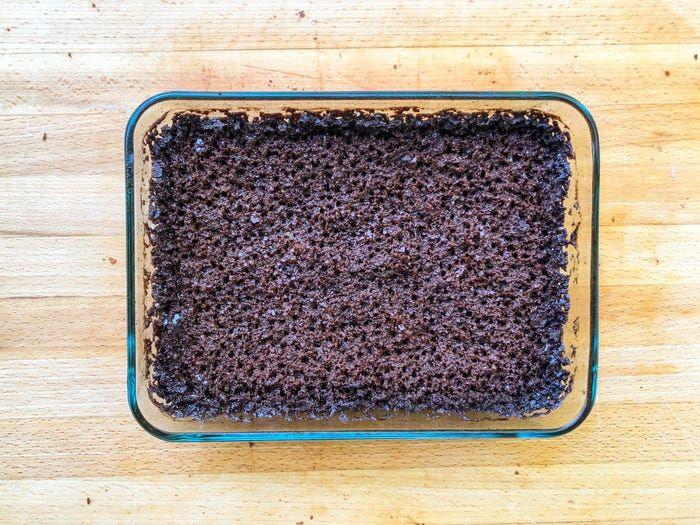 Kesalahan dalam Bikin Brownies