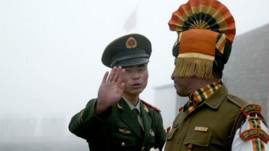 Bentrok dengan Pasukan China, 20 Tentara India Tewas