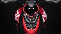 Ducati Hypermotard 950 RVE Meluncur dengan Grafis Seni Jalanan