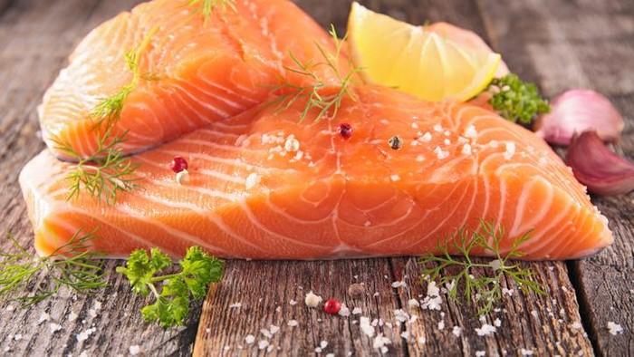Fakta tentang ikan salmon