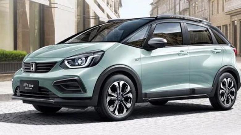 Honda Jazz generasi keempat diperkenalkan di China