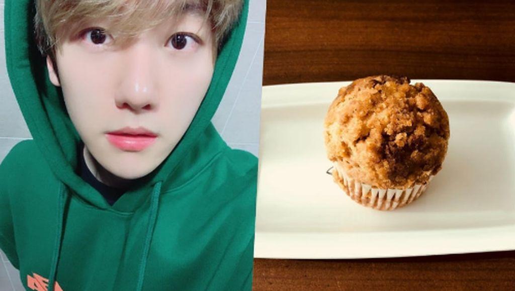 Jennie Blackpink dan Baekhyun EXO Bikin Produk Makanan Ini Ludes Terjual