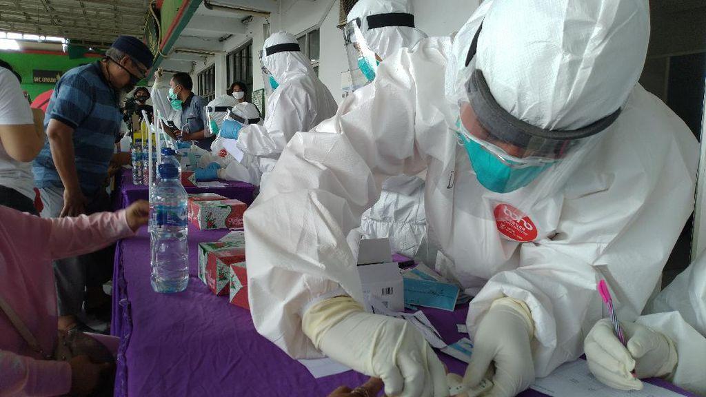 22 Petugas Pilkada Pandeglang Diisolasi karena Reaktif Rapid Test