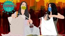 Cara Jokowi Cegah Resesi, Dorong Masyarakat Menengah Atas Shopping