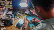 Jasa Perbaikan Ponsel Naik Daun di Masa Pandemi