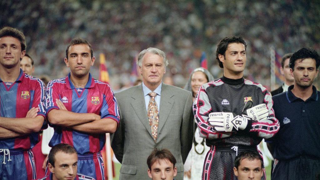 Barcelona Sekolah-nya Jose Mourinho