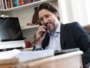 Pro-Kontra Rambut Gondrong Justin Trudeau, Tak Pernah Potong Gegara Lockdown