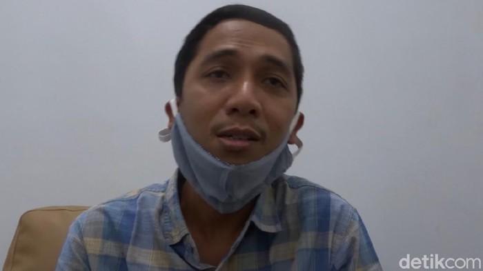 Ketua KPU Rembang M Ika Iqbal
