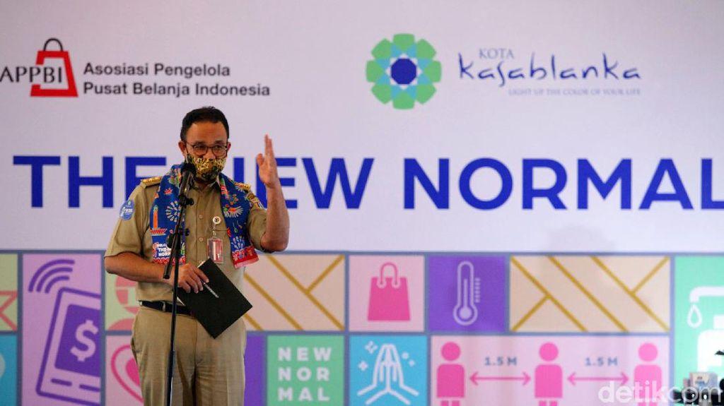 Warga Tak Bermasker yang Disanksi di Jakarta Meningkat di Bulan Juli