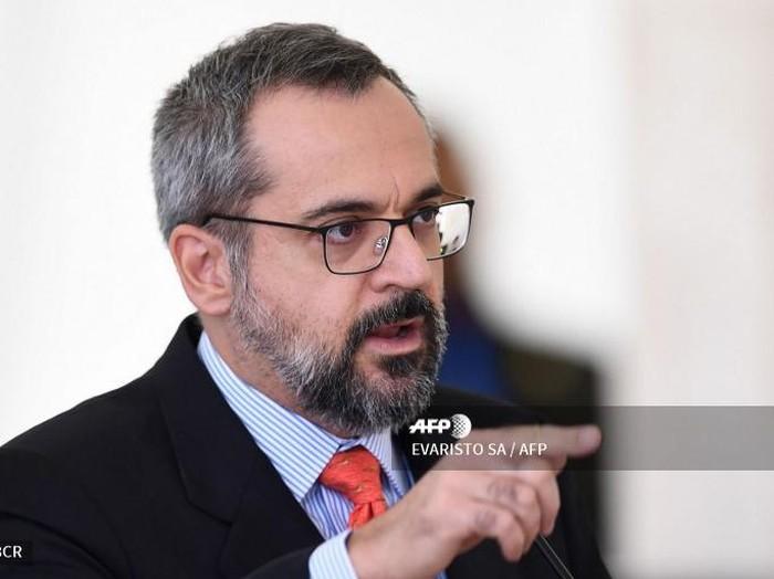 Menteri Pendidikan Brazil Abraham Weintraub