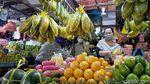 Pasar Genteng Baru Mulai Terapkan Protokol Kesehatan