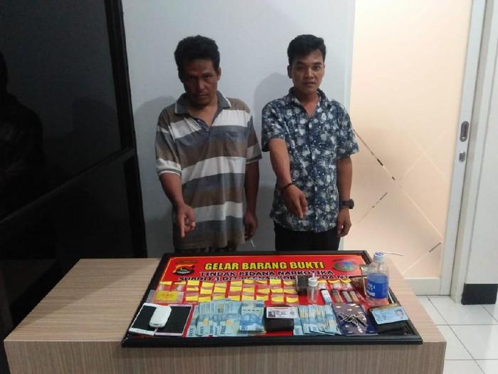 Polda NTB tangkap 2 pengedar sabu di Lombok Barat (Dok. istimewa)