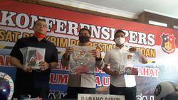 Polisi Tangkap 4 Orang Komplotan Jambret di Medan, 1 Ditembak Mati