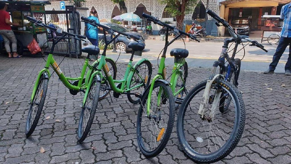 Ada Peminjaman Sepeda Gratis di Jakpus, Begini Mekanismenya