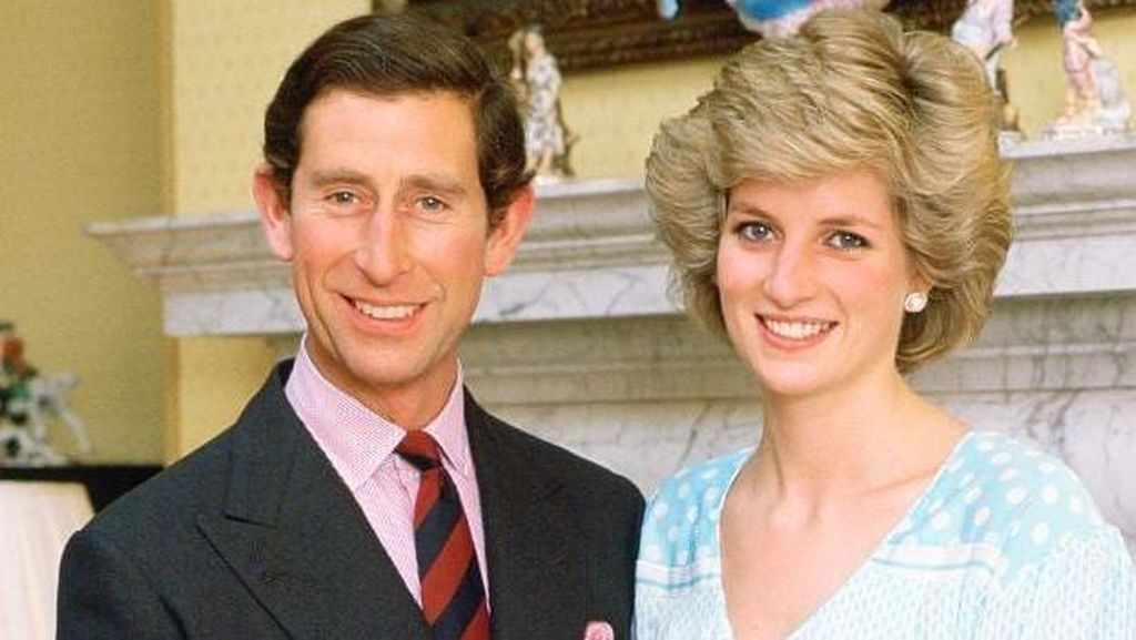 Putri Diana Sempat Minta Pangeran Charles Serahkan Tahta ke Pangeran William