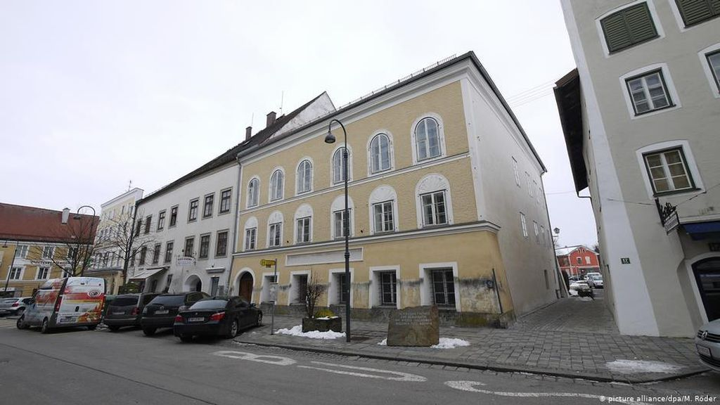 Rumah Kelahiran Hitler Jadi Kantor Polisi, Korban Holocaust Protes
