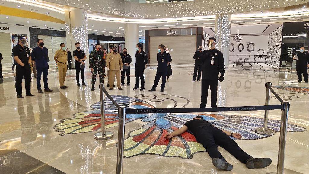 Begini Persiapan Trans Studio Mall Cibubur Jelang Pembukaan 18 Juni