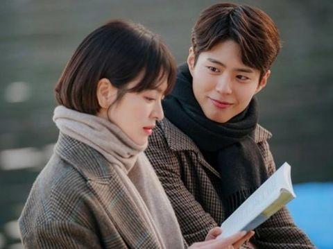 Song Hye Kyo dan Para Aktor Ganteng