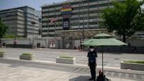Kedubes AS di Korea Selatan Turunkan Spanduk Black Lives Matter