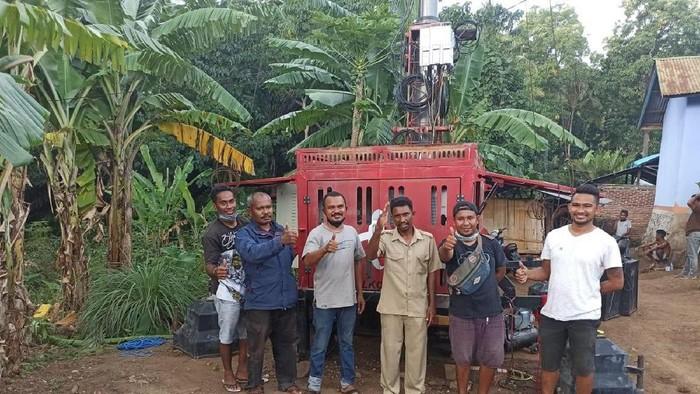 Telkomsel memperluas akses jaringan 4G ke wilayah Desa Woloklibang, Kecamatan Adonara Barat, Kabupaten Flores Timur, Provinsi Nusa Tenggara Timur.