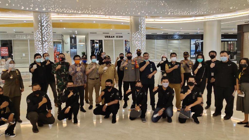 Wali Kota Depok Pantau Kesiapan Pembukaan TSM Cibubur