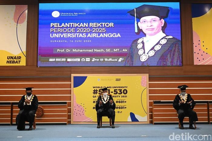 Universitas Airlangga Surabaya Raih Rekor MURI
