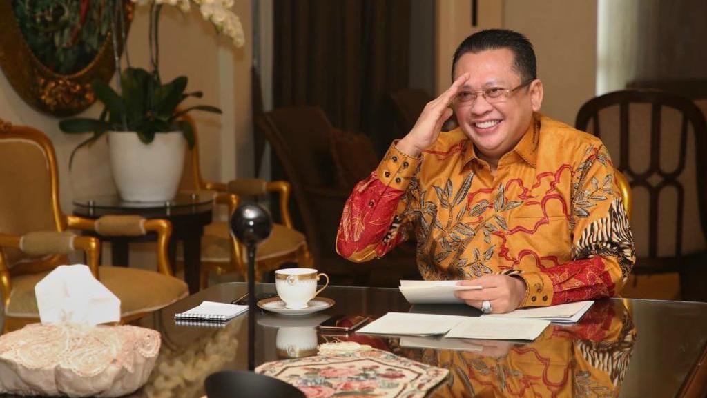 Minta Aktivis Pantau Dana Stimulus, MPR: Korupsi Saat Bencana Pidana Mati