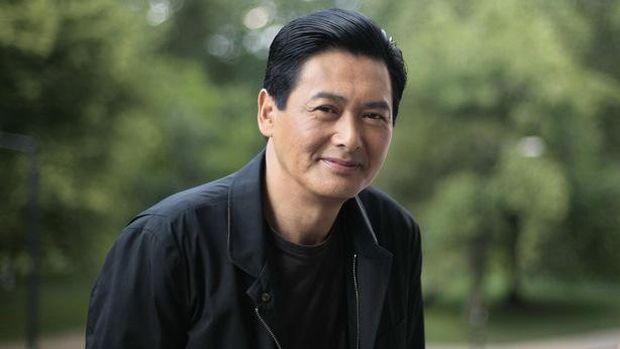Chow Yun Fat dan Istri