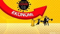 RI Ajak Kerja Sama Global Redam Imbas Corona ke Ekonomi