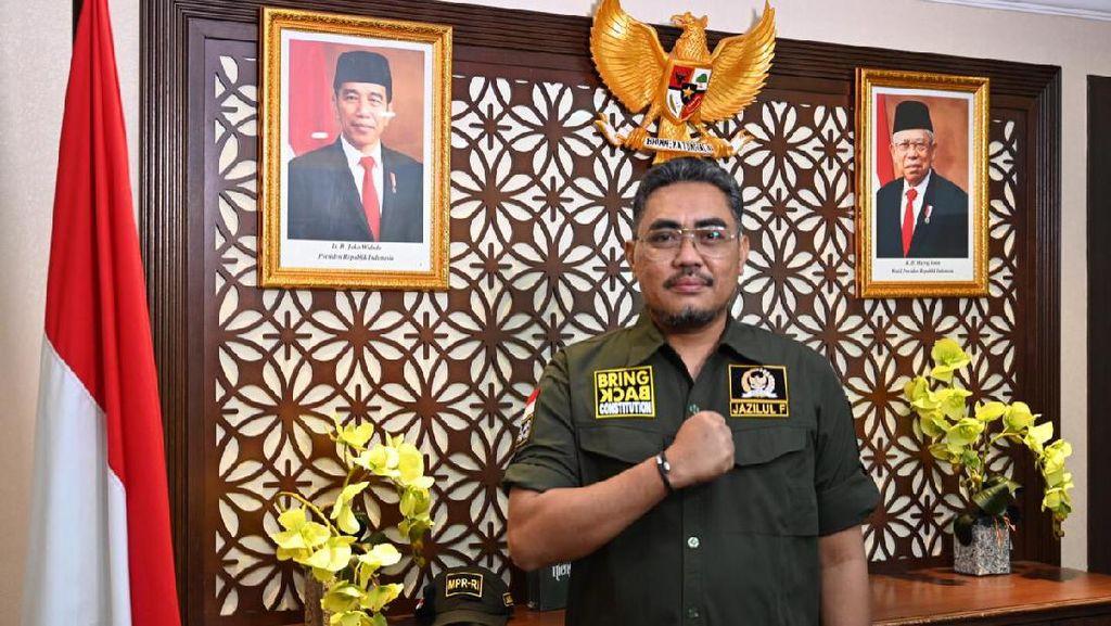 Ikut Jemput Ety Toyyib di Bandara, Pimpinan MPR Jazilul Negatif Corona
