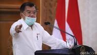 JK Yakin Semua Konflik Bisa Diselesaikan dengan Damai Termasuk soal Papua