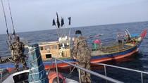 Dua Kapal Asing Pelaku Illegal Fishing Diamankan