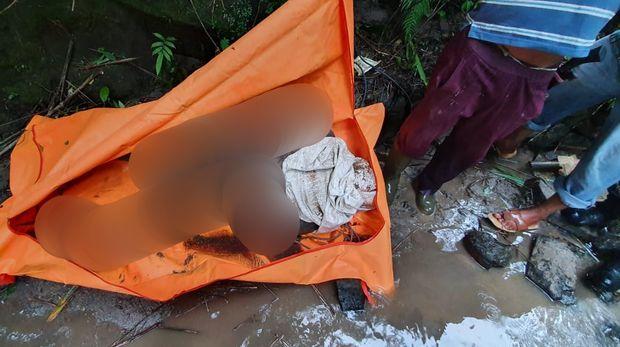 Penemuan mayat di Deli Serdang (dok. Istimewa)