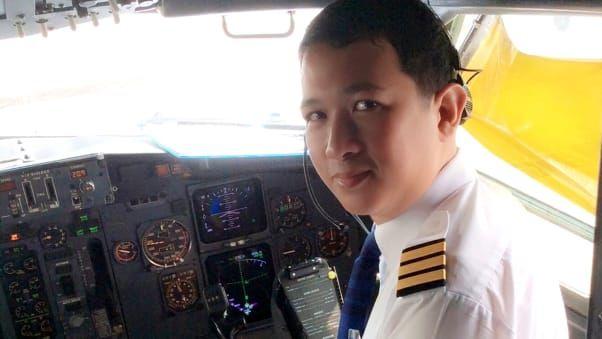 Pilot Nakarin Inta
