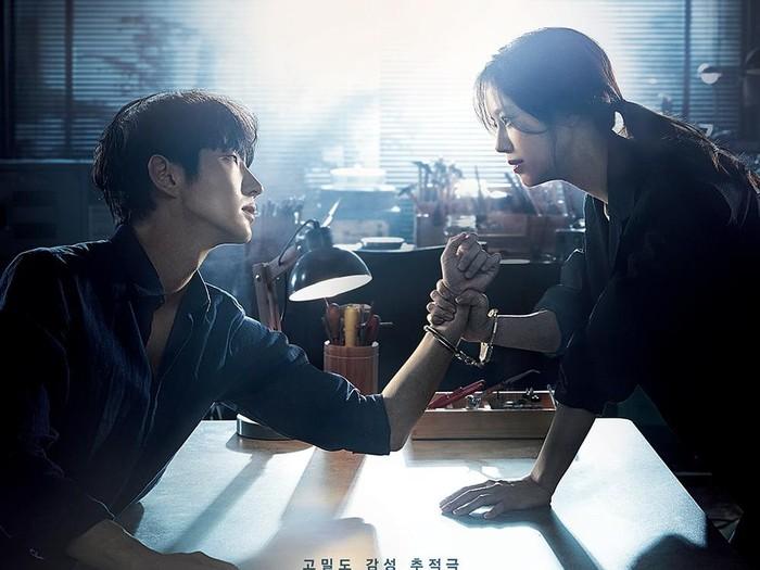 Poster drama Korea Flower of Evil