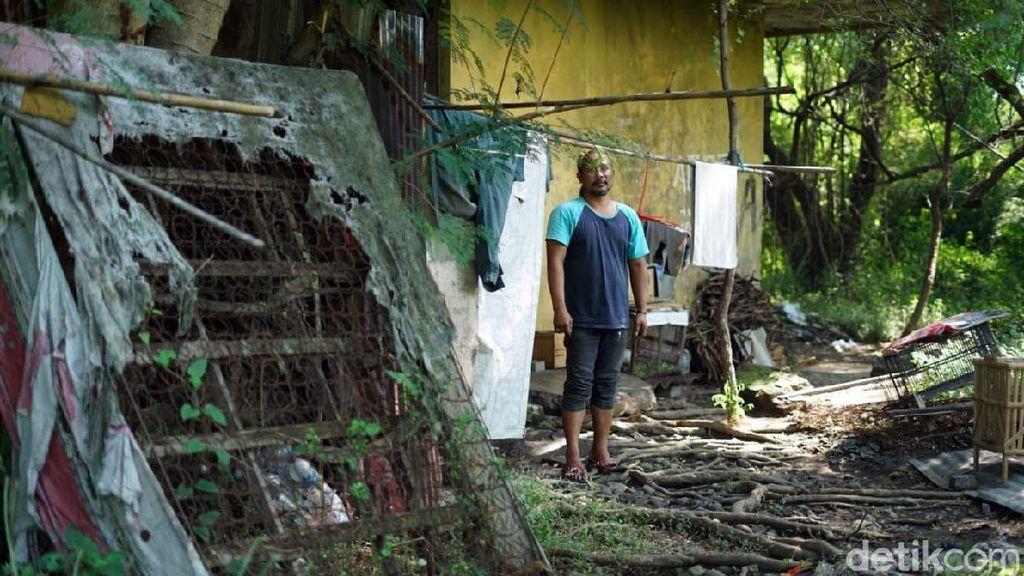 Sekeluarga Tinggal di Eks Gudang Angker Solo, Ada Bumbu Cerita Mistisnya
