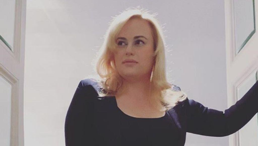 5 Rahasia Diet Aktris Pitch Perfect Rebel Wilson yang Turun 18 Kg