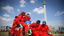 DKI Jakarta 2.058 Kasus, Ini Sebaran 6.680 Kasus Baru COVID-19 RI 1 Maret