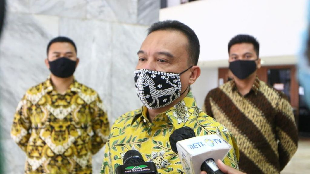 Pimpinan DPR Panggil Komisi VII soal Permintaan Pelibatan CSR Siang Ini
