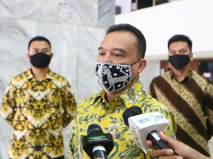 Wakil Ketua DPR/Waketum Gerindra Sufmi Dasco Ahmad