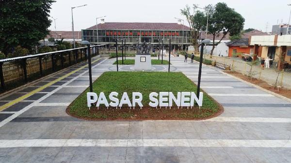 Pada penataan tahap pertama, terdapat empat stasiun yang ditata yaitu Stasiun Tanah Abang, Sudirman, Pasar Senen, dan Juanda. (dok. PT KAI)
