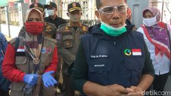 99 Angota TNI Positif Corona, Walkot Cimahi: Semoga Tak Jadi Klaster Baru