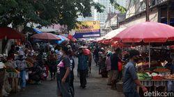 Data IKAPPI: 833 Pedagang Pasar Positif COVID-19, DKI Jakarta Terbanyak