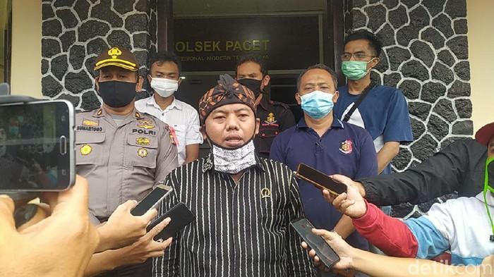 Anggota DPRD Jabar Rahmat Hidayat Djati