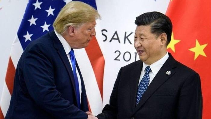 AS: Trump minta bantuan Xi Jinping agar menang pilpres, kata mantan penasihat keamanan nasional