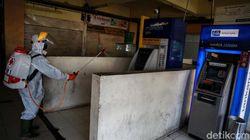 Dua Pedagang Positif Corona, Pasar Sentral Pinrang Ditutup