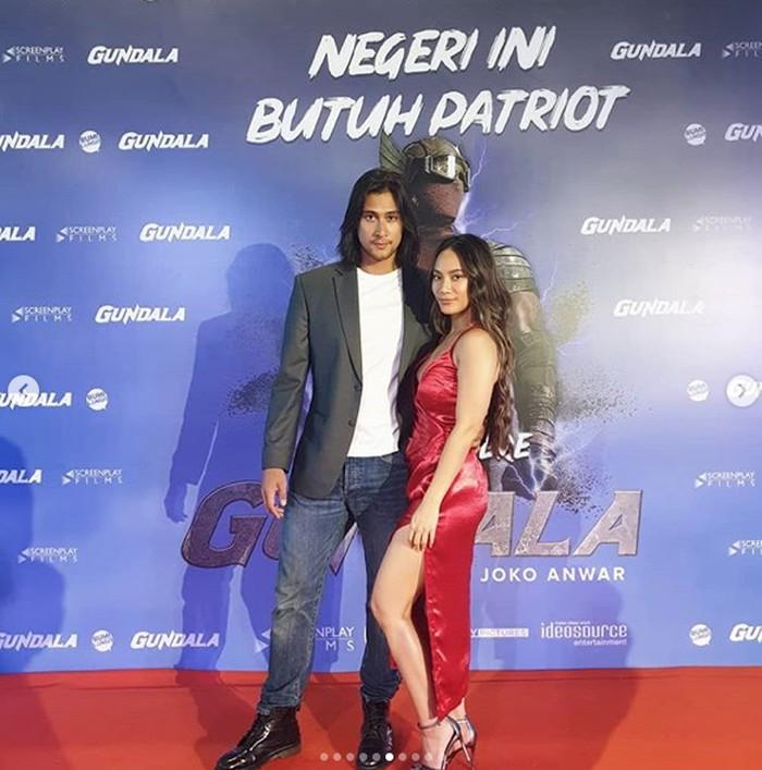 Daniel Adnan dan Tara Basro
