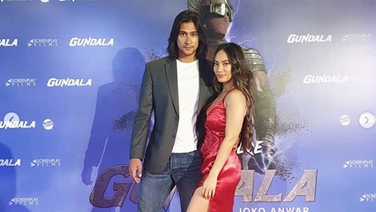 Newlywed! Kemesraan Tara Basro dan Daniel Adnan