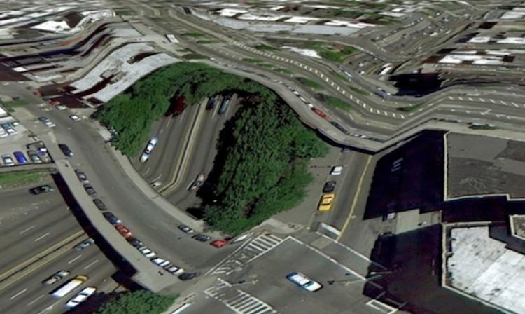 Glitch yang ada pada Google Maps biasa terjadi. Tapi terkadang hasilnya bisa mengocok perut karena menampilkan gambar yang aneh.