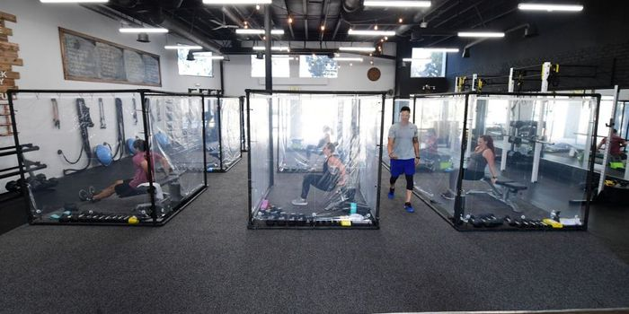 Gym di California